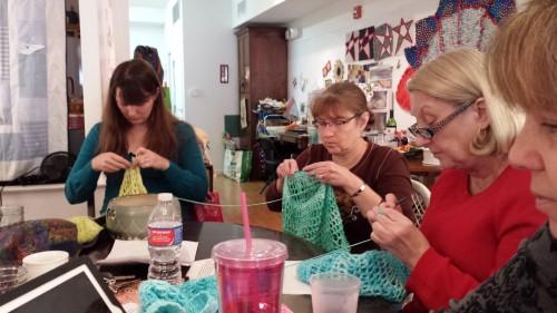 Crochet Class 1